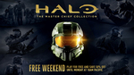 [PC] Free to Play Weekend - Halo: CE, Halo 2: Anniversary, Halo 3, Halo 3: ODST, Halo 4, Halo: Reach, Borderlands 3 @ Steam
