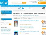 Kilometrico Pens (15 Pack) $2 with Free Delivery @ Big W