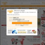Wiggle: Free £15 Gift Voucher for Spend over £100 with Free Shpping