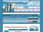 Melbourne Dedicated Server Special - This Weekend Only! FREE SETUP - Save $120