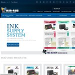 15% off ALL Ink Supply System @ MIR-AUS CISS for Epson, Canon, HP and Brother, Supplies New Epson