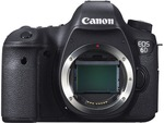 Canon 6D Body Only- $1689 - Free Shipping
