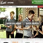 Coopers Home Brew - Free Shipping (No Min)