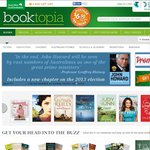Booktopia Free Shipping Code Save $6.50