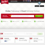 EATNOW 10% off Your First Order