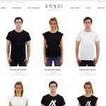 40% off bondiwear T-Shirts - 100% Organic Cotton - Made in Sydney - FREE Shipping Australia Wide
