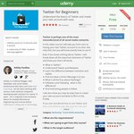 7 FREE Udemy Courses: Twitter, Excel, Bootstrap, Guitar, Stocks, Equations (Normally $311)