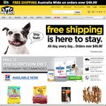 Free Shipping on Orders over $49.99 - My Pet Warehouse