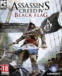 Assassin's Creed IV - Black Flag Digital Deluxe (PC/Uplay) ~$16AUD via Amazon