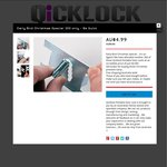 Qicklock Portable Door Lock - 300 ONLY @ $4.99 includes Free Shipping in Australia