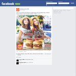 Buy-1 Get-1 FREE Bacon Deluxe Value Meal @ Hungry Jacks (Tuesdays) Save $9