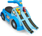Fisher-Price Ready, Set, Go Raceway Ride-on $10 (Was $42) & Kidsgro Little Monsters TriScooter $5 (Was $20) @ Big W