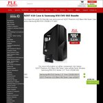 NZXT Phantom 410 Black + Samsung 850 EVO 250GB SSD Only $239 (Save $55) @ PLE - Free Delivery