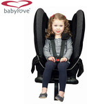 Babylove Elite Convertible Car Seat $59.25 + Shipping @ Deals Direct