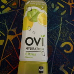 Free Ovi Hydration Flavoured Water Flinders Street Station VIC