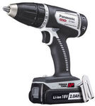 Panasonic 18V Dual Voltage Cordless Drill Driver EY74A1 $179.1 Click and Collect @ Masters