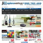 $20.00 off for Purchases over $150 @ Appliance Warehouse