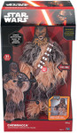 Star Wars Chewbacca™ Animatronic Interactive Deluxe Collector's Edition Figure $99 Was $249 @ Target