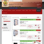 Server Rack Cabinets Sale - 4RU to 45RU - $69.30 to $1045 @ Dataworld