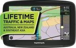 """Tom Tom VIA 52 5"""" GPS Lifetime Maps and Traffic Updates $152.15 @ The Good Guys eBay (Local Pickup / $8 Delivery)"""