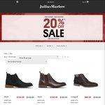 Julius Marlow - Take a Further 20% off*