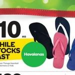 Havaianas Thongs $10 @ Woolworths 23/11