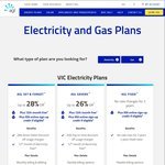 AGL 20% + $50 Electricity and 14% + $50 Gas (NSW)