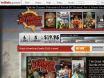 Computer Games - Great Adventure Bundle 2010 (4 to 6 Games for USD$19.95)