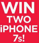 Win Two iPhone 7 128GB Handsets Worth $1,998 from Kogan