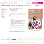Win 1 of 5 'Sweet Dreams' Prize Packs Worth $170.85 from Peter Alexander