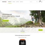TomTom Adventurer GPS Outdoor Watch with Bonus Strap (Normally $488.95, Save $189.95 with Voucher Code - NOW $299 Delivered)