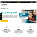 Optus - BYO Data SIM $70/Month - 140GB/Month - 12 Month Contract