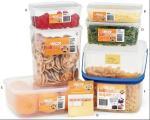 Decor Tellfresh Food Storage - Half Price off Selected (0.9l, 1L, 1.8l, 4L, 8.5l) at Bigw