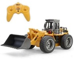 65% off 1:18 Remote Control 6CH Bulldozer Simulation Engineering Vehicles Car USD $34.15 (AUD $42.91) Shipped @ LighTake