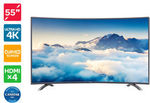 "Kogan 55"" Curved 4K LED TV (Series 9 MU9500) $508.36 Delivered @ Kogan (Dick Smith) eBay"