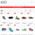 Various Hoka One One Running Shoes on Sale from $150 + Free Delivery @ Coast Runners Shop