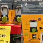 [WA, Melville] Eiger USB Rechargeable Lantern $10 - Bunnings (Nation-Wide?)
