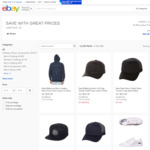 SurfStitch eBay 50% off Selected Items + Extra 5% off with $30 Minimum Spend