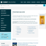 CSIRO 2018 Stocktake Sale (Standard Shipping $9)
