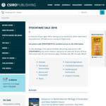 CSIRO 2018 Stocktake Sale (Standard Shipping $9)