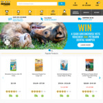 25% off Site Wide - Online Only @ Petbarn (T&Cs Apply*)