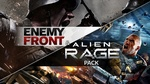 [PC] Steam - Enemy Front+Alien Rage Pack - $1.30 AUD - Fanatical