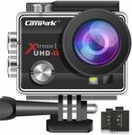 30% off Campark 4K HD Action Camera Wi-Fi Cam 30M Underwater AU $62.99 (~ AU $89.99) Delivered @ Amazon AU