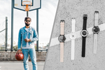 Win a Patty Mills x Uncle Jack Watch Collection from Uncle Jack
