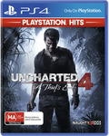 [PS4] Uncharted 4: A Thief's End, The Last of Us: Remastered, Bloodborne, Ratchet & Clank, Little Big Planet 3 $17 Each @ Big W