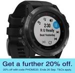 Garmin Fenix 5X Plus Sapphire $999.88 Delivered @ Ryda eBay