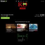 Rich Douglas Music Bundle on Groupees - US $1 (~AU $1.40) Minimum