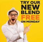 "Free Tall ""Smooth Operator"" Blend Coffee, Monday 15/10 @ Muzz Buzz"
