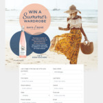 Win 1 of 5 $1,000 Fashion Vouchers from Accolade Wines (Purchase Days of Rose Wine)