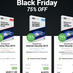 [Possibly Targeted] - Bitdefender 2019 75% off (Antivirus from AU $17.49/1 Yr/3 Devices) - Black Friday